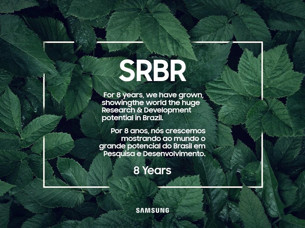 SRBR 8 YEARS